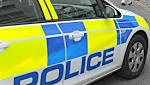 Pensioner fined for police car crash