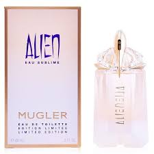 <b>MUGLER ALIEN EAU SUBLIME</b> LIMITED EDITION FOR WOMEN ...