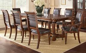 Silver Dining Room Set Piece Rectangular 9 Piece Dining Room Sets Is Also A Kind Of Steve