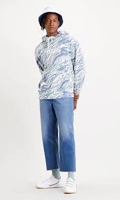 <b>Stay Loose Denim</b> Crop <b>Jeans</b> - Indigo | <b>Levi's</b>® GB
