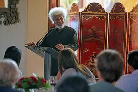 academy of achievement ian playwright wole soyinka africa s first nobel laureate for literature addresses the academy