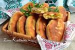 Жареные пирожки с капустой начинка рецепт