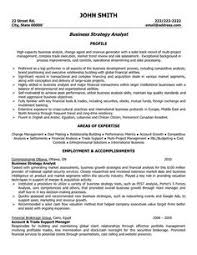 resume templates resume and templates on pinterest business strategy analyst resume template premium resume business analyst resume objective
