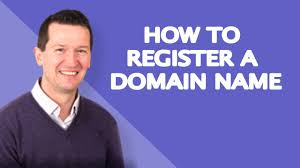 How to Register a Domain Name - Beginners Guide! - YouTube