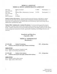 sample objective for physician assistant resume resume examples medical assistant resume template microsoft word example of a medical assistant resume objective for