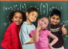 Image result for children and math'