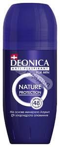 <b>Антиперспирант Deonica Nature Protection</b> роликовый мужской ...