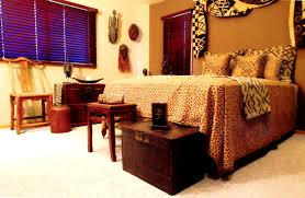 Small Picture Bedroom Gorgeous African Home Decor Ideas Color Designing Fabric