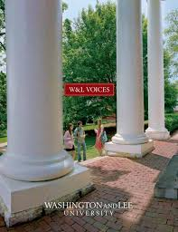 Washington and Lee University School of Law Summer      Newsletter     Dr  William Estes