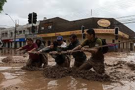 Resultado de imagen para lluvias norte de chile