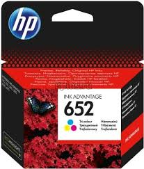 <b>Картридж HP 652 Tri-colour</b> (F6V24AE) – купить в Санкт ...