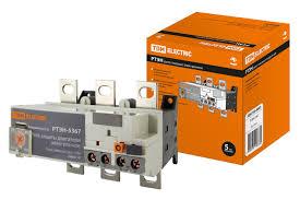 Токовое <b>реле TDM Electric</b> РТЭН (SQ0733-0003)