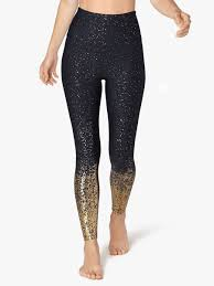 Buy <b>Women's</b> Leggings Sequined Decor <b>High</b> Waist <b>Quickdrying</b> ...