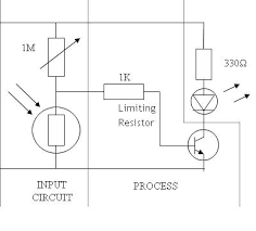 nightlight  from a block diagram to the circuitbut this circuit will still not work  it needs a battery