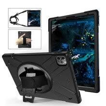 For <b>iPad</b> Pro 11 Inch 2020 <b>Case</b> 3-in-1 Hybird <b>Silicone</b>+PC ...
