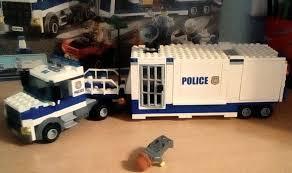Обзор от покупателя на <b>Конструктор LEGO</b>® <b>City Police</b> 60139 ...