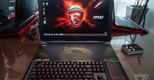This is <b>MSI's</b> insane mechanical <b>keyboard laptop</b> - The Verge