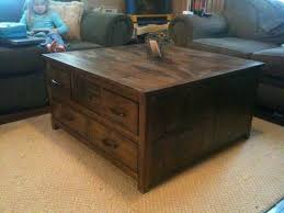 room vintage chest coffee table:   ideas about large square coffee table on pinterest wooden trunk dbdfdeccdb square trunk coffee table