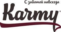 <b>Сухой корм</b> для щенков крупных пород <b>Karmy Maxi</b> Junior Телятина