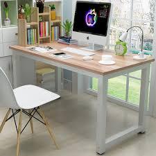 Ktaxon Wood <b>Computer Desk</b> PC Laptop Study Table Workstation ...