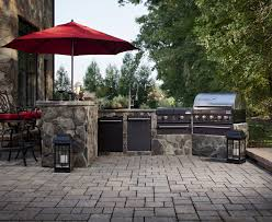 Countertop For Outdoor Kitchen How To Choose Outdoor Kitchen Countertops Ideas Tips Install