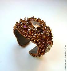 """""""Золотой Век"""" <b>браслет</b> с кристаллами - золотой,золотой ..."""