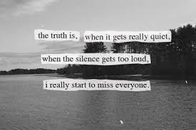 Feeling Lonely Quotes | When it rains it pours | Pinterest