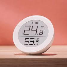 <b>Xiaomi ClearGrass</b> Digital <b>Bluetooth</b> Thermometer and Hygromet ...