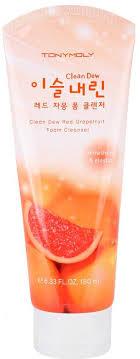 TonyMoly <b>Пенка для умывания</b> с экстрактом грейпфрута Clean ...