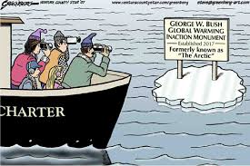 what s so funny about global warming earthzine image of a climate change themed cartoon