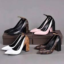 2018 <b>Spring New Hollow Coarse</b> Sandals High Heeled Shallow ...
