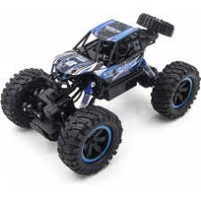 Купить <b>Радиоуправляемый краулер MZ</b> Blue Climbing Car 1:14 ...