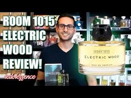 Electric Wood by <b>Room 1015</b> Fragrance / Cologne Review - YouTube
