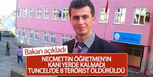 İçişleri Bakanı Soylu: Necmettin Öğretmen'in kanı yerde kalmadı