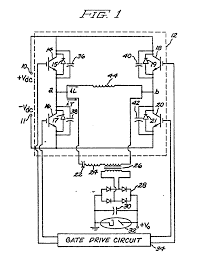 improved series resonant inverter with lossless snubber resetting on simple electrical circuit with inductor diagram