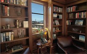 remodeling home office design with wood bookshelf built in shelving shelf framing built home office designs