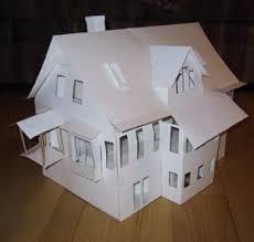 Building Architectural Models   D House Modelshouse model