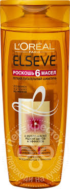 Купить <b>Шампунь</b> для волос <b>Elseve Роскошь</b> 6 масел 400мл с ...