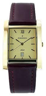 Наручные <b>часы ROMANSON TL0226SXG</b>(<b>GD</b>) — купить по ...