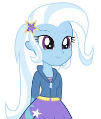 <b>Trixie</b> Lulamoon - <b>Equestria Girl</b> by negasun on @DeviantArt | My ...