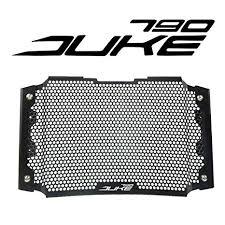 DUKE 790 Motorcycle Radiator Grille Guard ... - Amazon.com