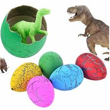 <b>Novelty</b> Gag Toys Magic Hatching Growing Dinosaur Eggs For <b>Kids</b> ...