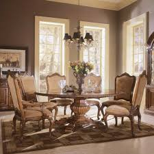 Formal Dining Room Set Round Dining Room Tables For 6 Is Also A Kind Of Round Formal