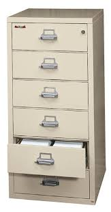 6 Drawer Lateral File Cabinet Amazoncom Fireking Fireproof Card Check And Note File Cabinet