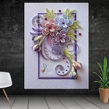 <b>Flower Diamond</b> Painting Round Special Shaped reviews – Online ...