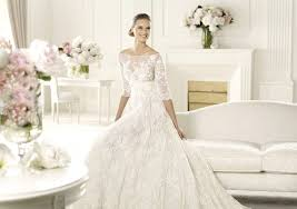 <b>Fashion Friday</b> - Special Edition! 10 <b>Lovely</b> Lace Wedding Gowns ...