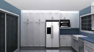 Kitchen Pantry Cabinet Ikea Ikea Refrigerator Cabinet Bench Cabinets Design Ideas