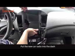 How to install and upgrade the 10.4 inch Touch Screen Android Car ...