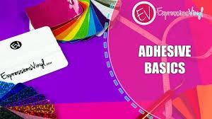 <b>Adhesive Vinyl</b> Basics - YouTube