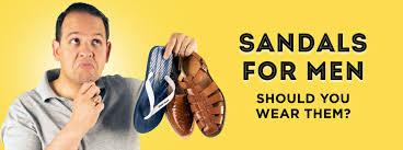 <b>Sandals</b> for <b>Men</b>: Should You Wear Them? <b>Summer</b> Footwear Do's ...